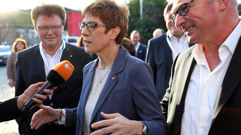 Wahl im Saarland: Stärker als der Schulz-Hype