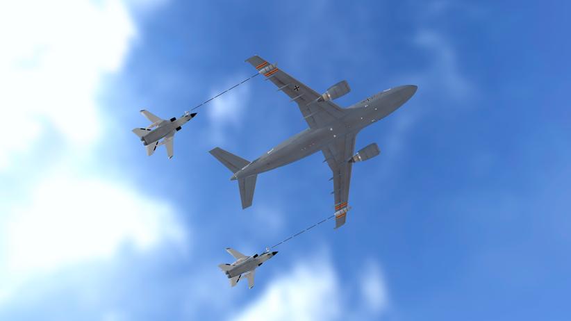 Tankflugzeug Bundeswehr