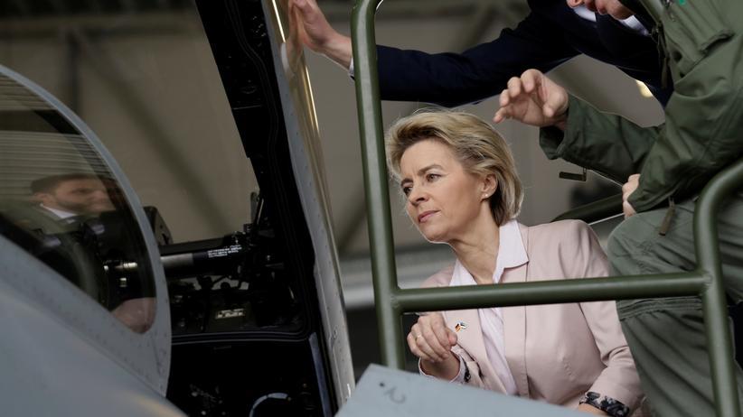 Nato: Bundesregierung uneins über höhere Verteidigungsausgaben