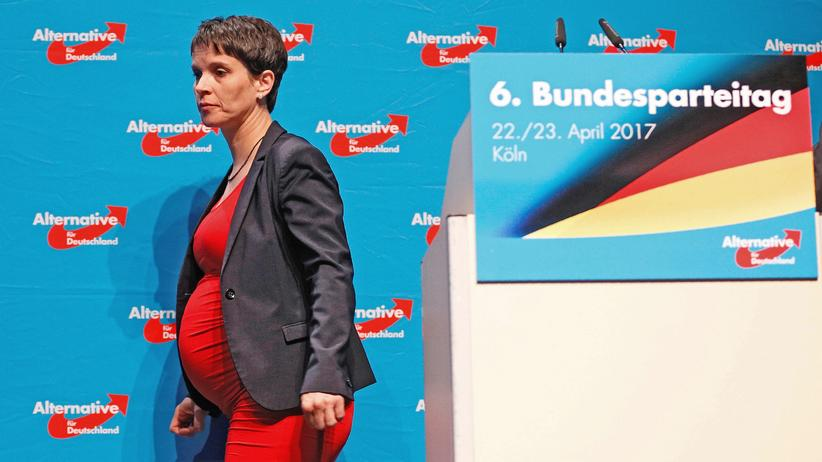 AfD Parteitag Petry