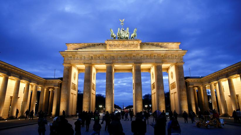 Berlin: Brandenburger Tor in Berlin