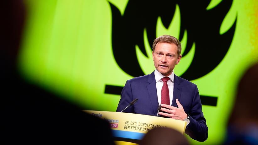 """Christian Lindner: """"Keine nützlichen Idioten für beliebige Mehrheiten"""""""