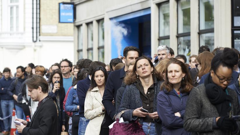 Präsidentenwahl in Frankreich: Die Wahlbeteiligung ist stabil