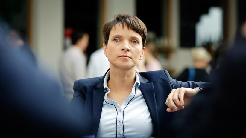 AfD-Chefin: Frauke Petry verzichtet auf Spitzenkandidatur