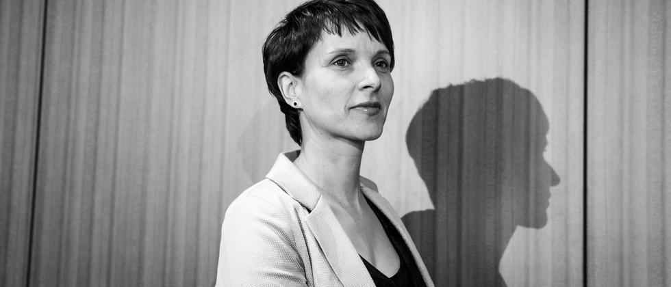 Frauke Petry: Die AfD frisst ihre Vorsitzenden