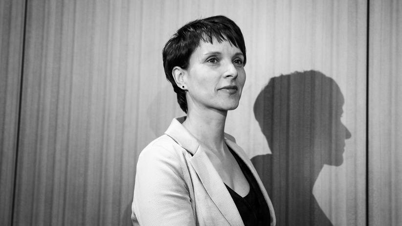 AfD: Frauke Petry am 9. März in Berlin