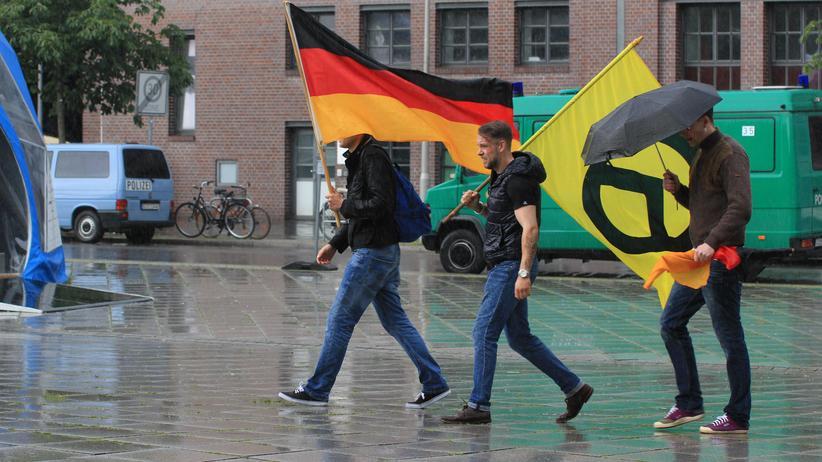 Identitäre Bewegung: Reisekader im Einsatz für die Identitären