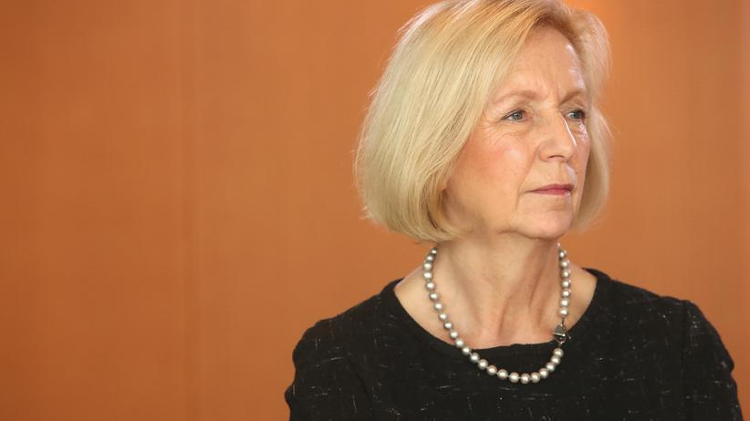 Doppelpass: CDU-Politikerin und Bundesforschungsministerin Johanna Wanka