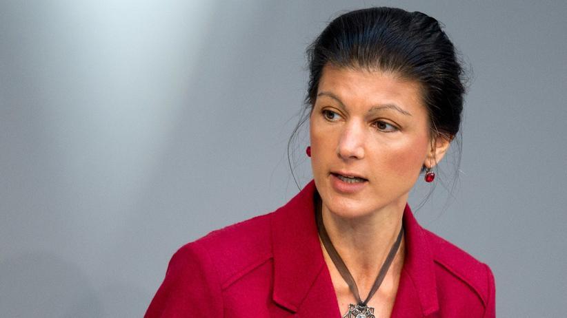 Sahra Wagenknecht: Sahra Wagenknecht hat sich gegen eine Änderung der Geschäftsordnung des Bundestages ausgesprochen.