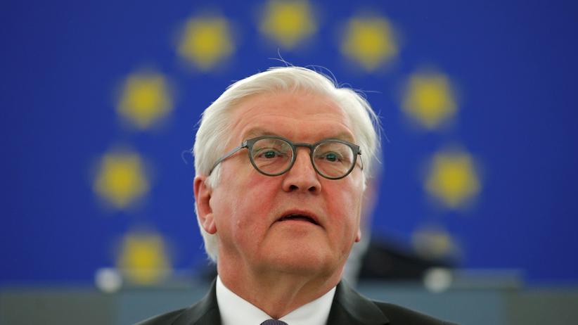 Der Bundespräsident plädiert für ein starkes Europa.