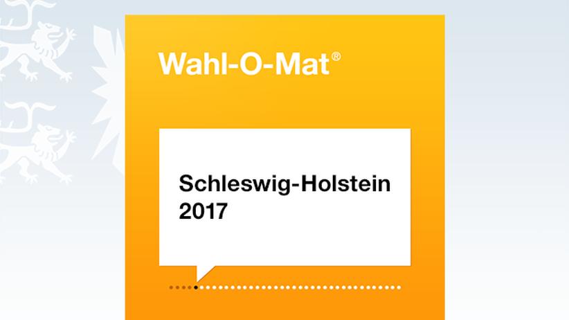 Wahl-O-Mat: Wen wollen Sie in Schleswig-Holstein wählen?