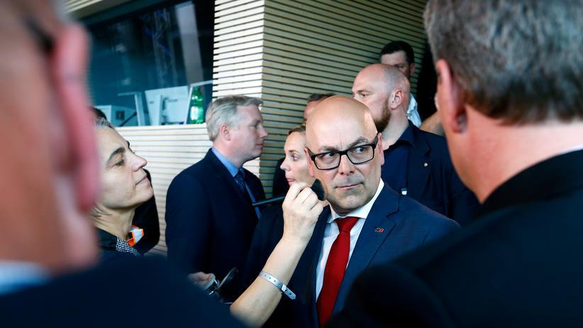 Schleswig-Holstein: Noch-Ministerpräsident von Schleswig-Holstein Torsten Albig