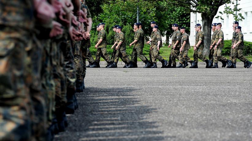 Bundeswehr: Mutmaßlicher Mitwisser von Franco A. inhaftiert