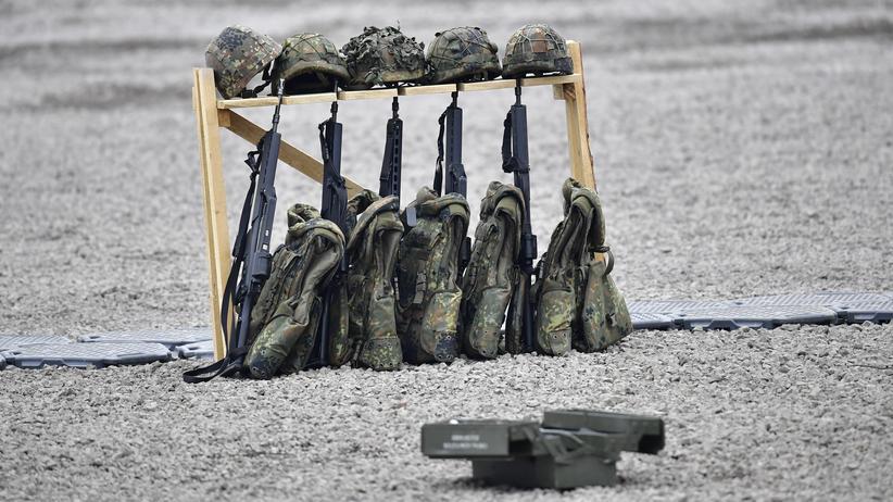 Bundeswehr: Drei Verdächtige und ein rechtes Dunkelfeld