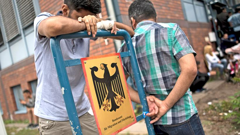 Flüchtlingsbehörde BAMF