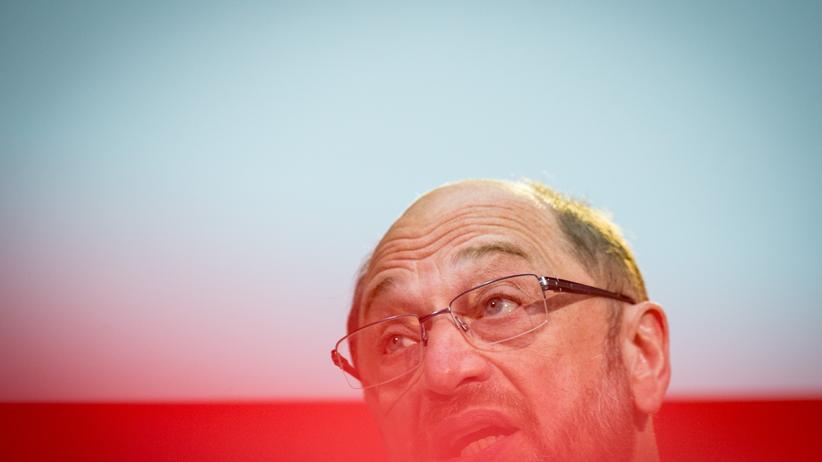 Martin Schulz: Martin Schulz, Kanzlerkandidat der SPD