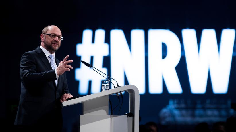 Martin Schulz: Martin Schulz in Essen
