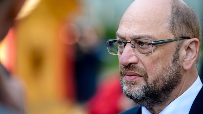 ARD-Deutschlandtrend: Martin Schulz ist in der Wählergunst deutlich gesunken.