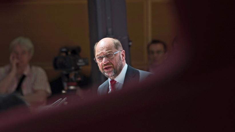 Martin Schulz SPD Steuer