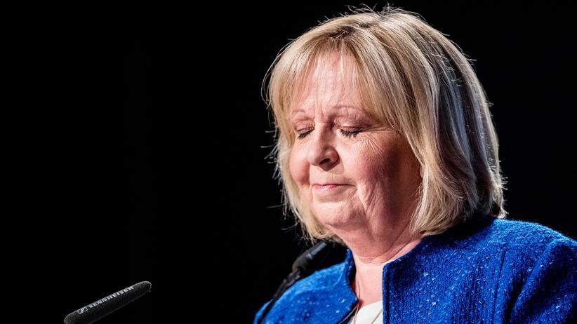 Presseschau NRW: Hannelore Kraft ist nach der Wahlniederlage ihrer SPD von allen Parteiämtern zurückgetreten.