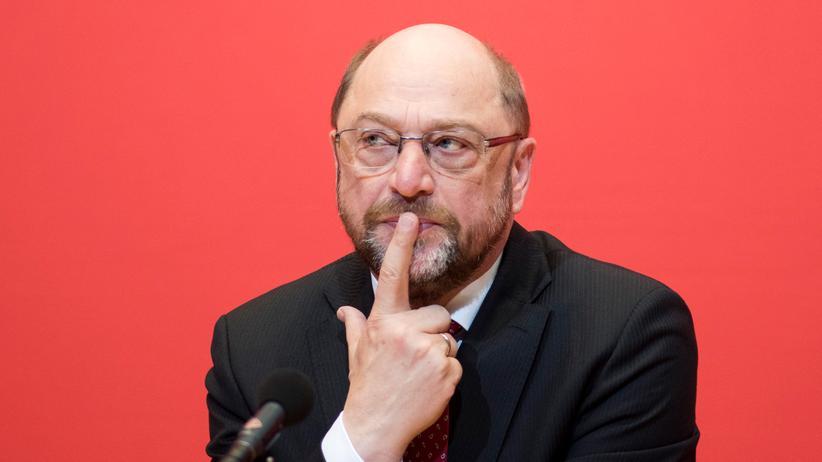 SPD: Kann er die Stimmung noch mal drehen? SPD-Kanzlerkandidat Martin Schulz