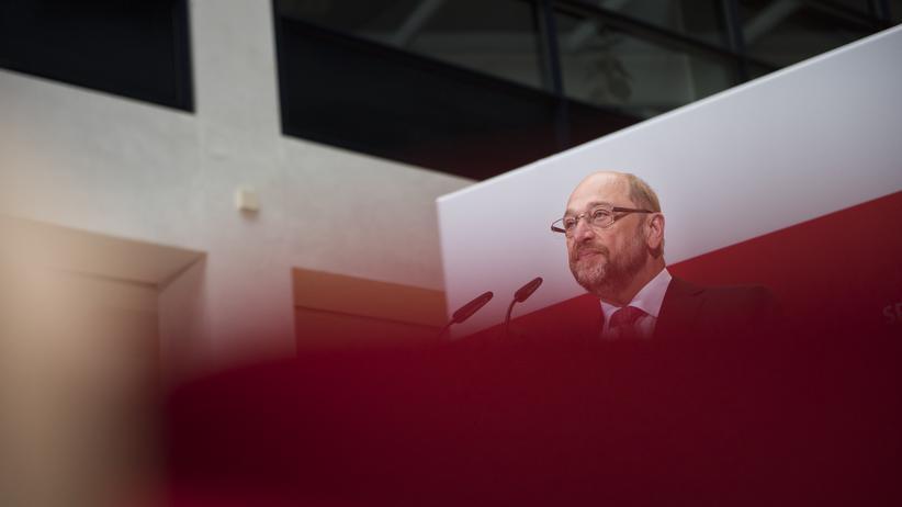 SPD-Landesparteitag: Schulz nennt Steuerpläne der Union unseriös