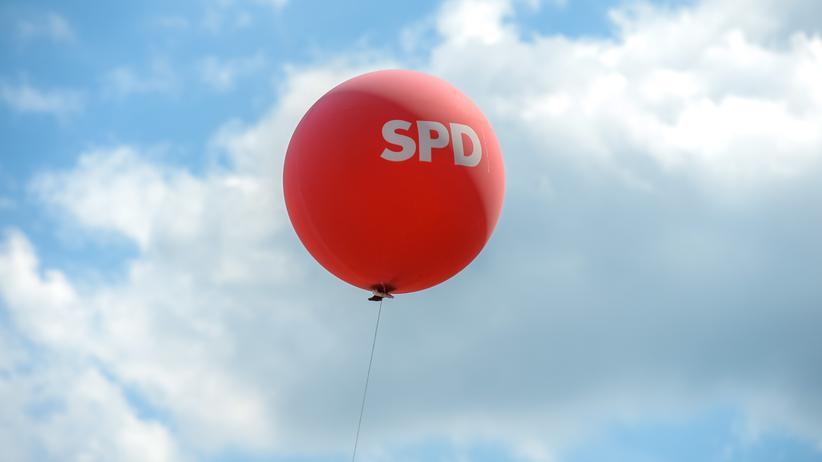 SPD-Wahlprogramm: Die SPD hat ihr Wahlprogramm verstolpert.