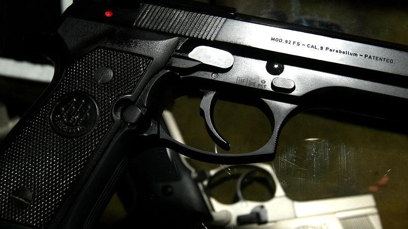 Waffengesetz: Illegale Waffe im Schrank? Zeit, sie loszuwerden