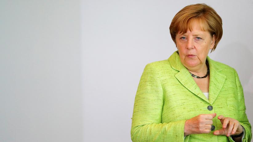 Russland: Auch Kanzlerin Angela Merkel (CDU) sieht die neuen Russlandsanktionen der USA kritisch.
