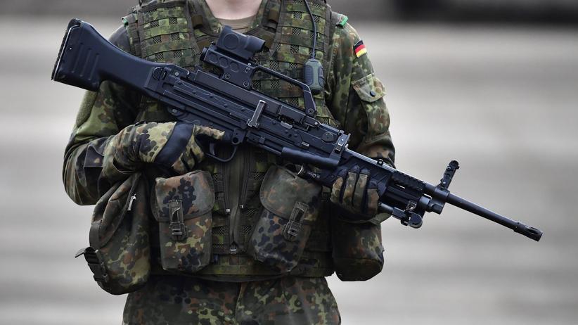 Bundeswehr: Auf die harte Tour