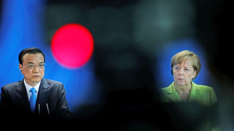 China Europa Deutschland Hoffnung