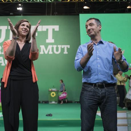 Parteitag: Grüne Todessehnsucht