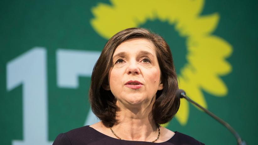 Bundestagswahl: Grüne kämpfen um Regierungsbeteiligung