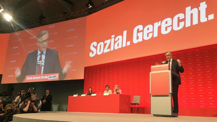Linken-Parteitag: Regieren, oder nicht?