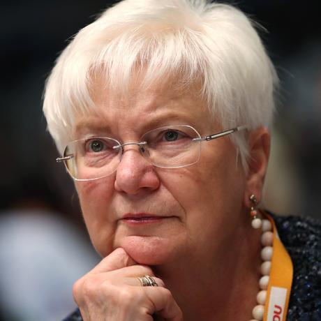 Bundestagswahl: Gerda Hasselfeldt