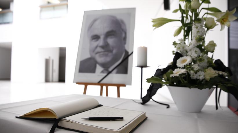Helmut Kohl: Ein Trauerspiel