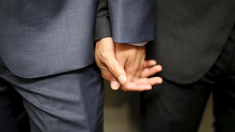 Homosexuelle Justiz Opfer