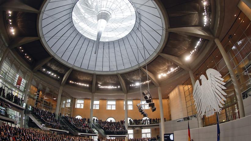Ehe für alle: Im Deutschen Bundestag (Archiv)
