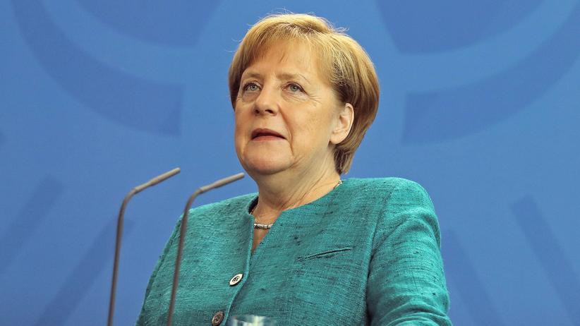 Vertragsverletzungsverfahren: Kanzlerin Angela Merkel am Donnerstag in Berlin