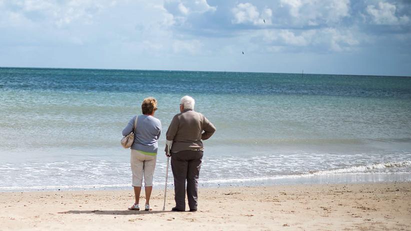 Rentenreform: Merkel sieht keinen Änderungsbedarf bei der Rente