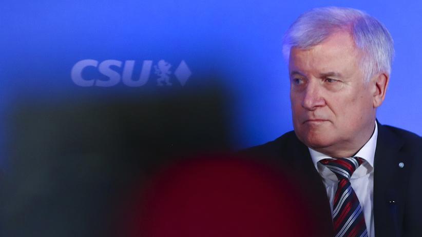 Ehe für alle: CSU-Chef Horst Seehofer
