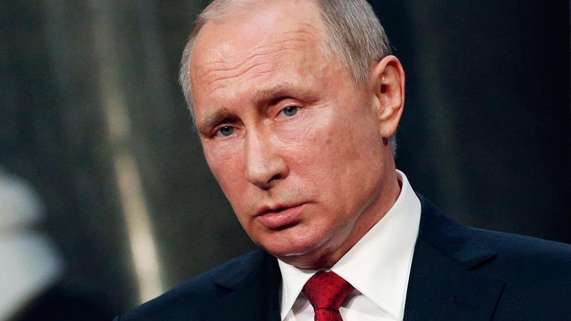 Russland: Putin bestreitet Beteiligung an Hackerangriffen