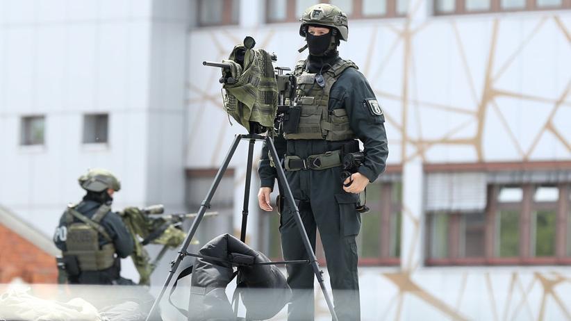 Polizei Deutschland Sicherheit c