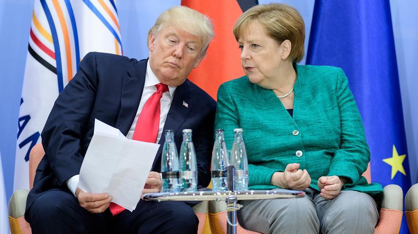 G20-Gipfel: Einmal mit Profis arbeiten