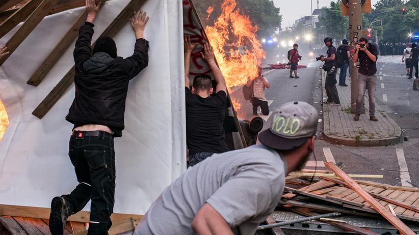 G20-Ausschreitungen: Die Schlacht auf der Schanze
