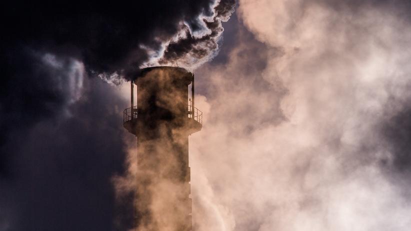 G20-Gipfel: Deutschland, wie hältst Du's mit dem Klimaschutz? Abgase eines Stahlwerks in Duisburg