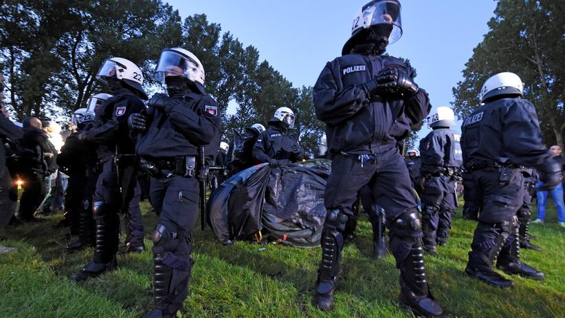 G20-Protestcamp: Generalprobe für den Gipfel