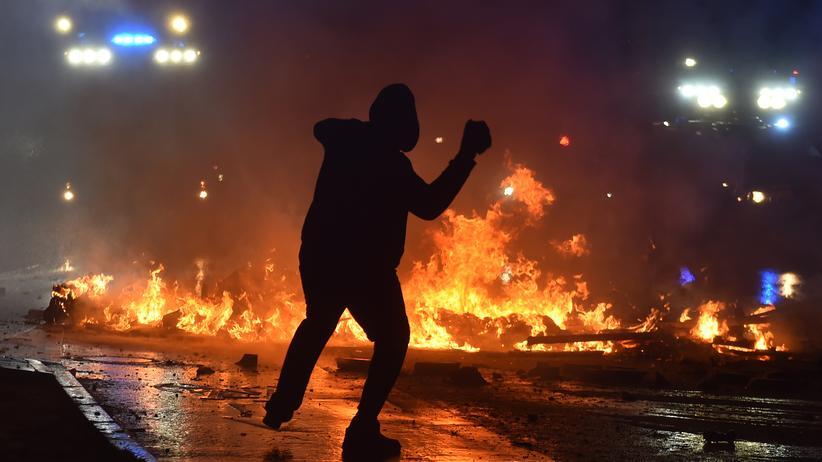 G20-Proteste: Auf Videos erkennt man vor allem die Mitläufer