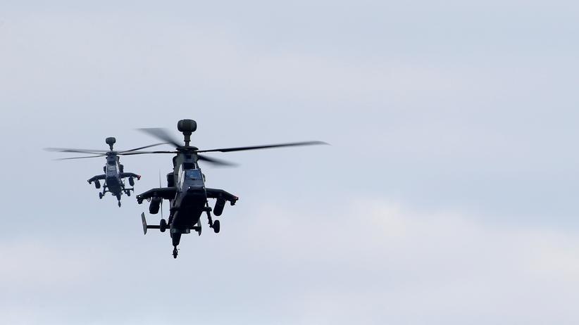 Bundeswehr: Soldaten sterben bei Hubschrauberabsturz in Mali