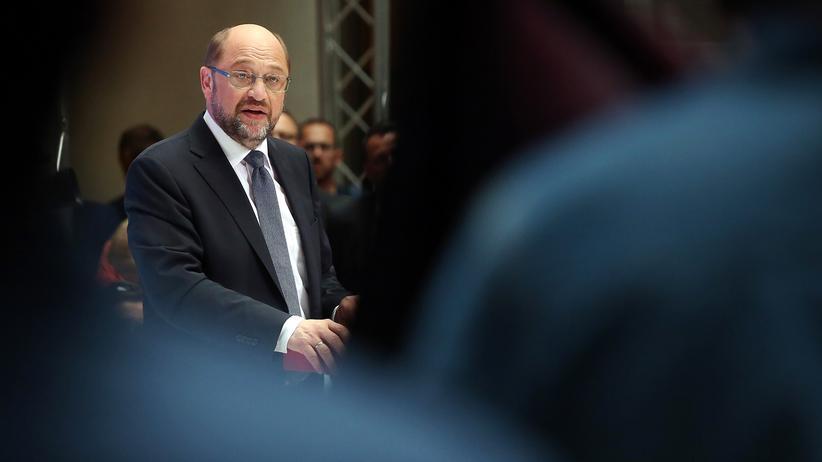 SPD-Zukunftsplan: Schulz' Chancenkonto ist ziemlich leer